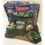 A boxed Matchbox Thunderbirds Tracy Island Electronic Playset in working order.