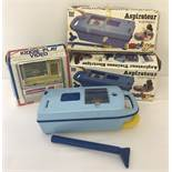 3 boxed 1980s - 90s battery operated pre school toys in as new condition, boxes show signs of wear.