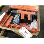 HILTI DX450 POWDER ACTUATED FASTENER GUN