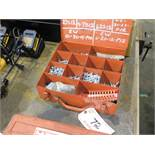 (2) BOXES OF HILTI SHOT & FASTENERS
