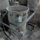 """(Est) 40"""" X 24"""" Pressure Pot ( No Lid )"""