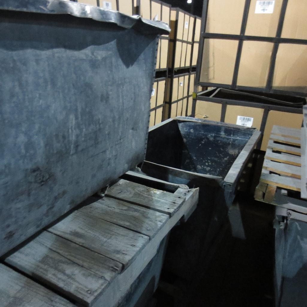 (4) Steel Troughs - Image 2 of 3