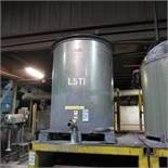 (Est) 300 Gallon Stainless Steel Tank
