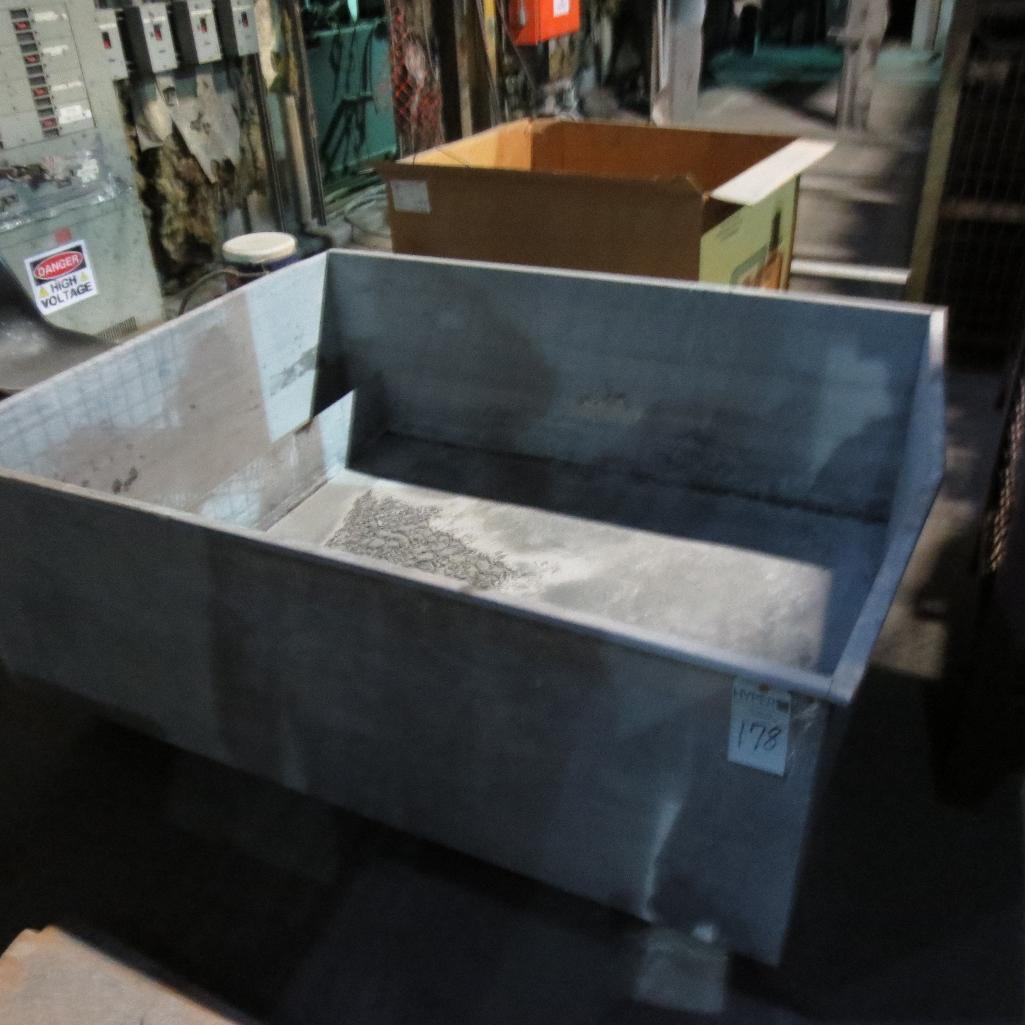 Lot 178 - (2) Steel Troughs