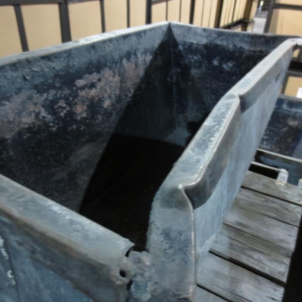 (4) Steel Troughs - Image 3 of 3