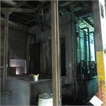 """Custom A & B Line Steel Parts Finishing System With Est. 48"""" x 84"""" High Openings, 12-Stage A & B Cha"""