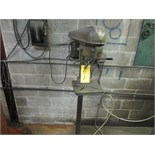 CANADIAN BLOWER & GORGE PEDESTAL DRILL PRESS