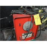 LINCOLN IDEALARC 250 STICK WELDER S/N: 157005