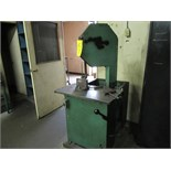 GEN 1HP ROLL-IN BANDSAW