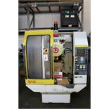 "FANUC DRILL MATE CNC VERTICAL TAPPING CENTER, MODEL 10, TRAVELS: 19.6"" X 14.9"" X 12.9"", 36"" X 14"""