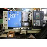 "1997 HITACHI SEIKI CNC TURNING CENTER, MODEL HT20S III, SEICOS LY MULTI CNC CONTROL, 8"" CHUCK, 4,500"
