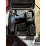 POWER GLIDE CORDLESS DRILL