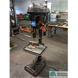 """20"""" WALKER TURNER FLOOR DRILL WITH TAPPING HEAD"""
