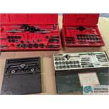 (LOT) TAP AND DIE SETS
