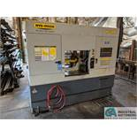 "14"" X 14"" HYD-MECH MODEL H-14A AUTOMATIC HORIZONTAL BAND SAW; S/N 51007670S, HYDRAULIC VISE CONTROL,"