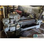 """18"""" X 72"""" MONARCH ROLL GRINDING LATHE WITH POPE GRINDING HEAD, 25-610 RPM"""