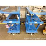 2 Machine Tool Company Portelevator Lift Tables