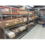 7 Section of Grey Storage Racking 6x2