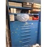 2 Equipto Storage Cabinets