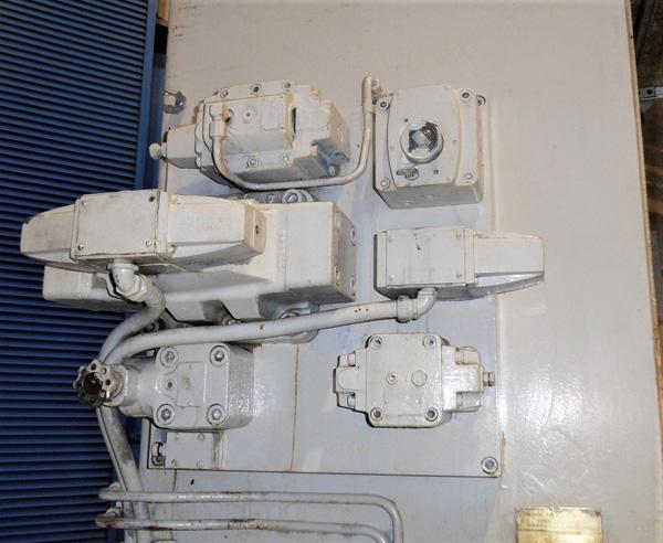 "Stroke Colonial PB-6-36 Vertical Hydraulic Broaching Machine   6-Ton x 36"" , Mdl: PB-6-36, S/N: 9- - Image 9 of 19"
