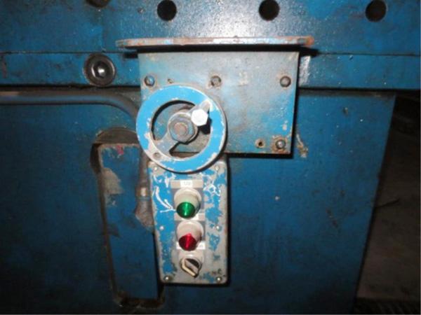 Cincinnati Hydraulic Press Brake | 400-Ton x 16', Mdl: 400H x 12, S/N: 36959, Located In: - Image 4 of 5