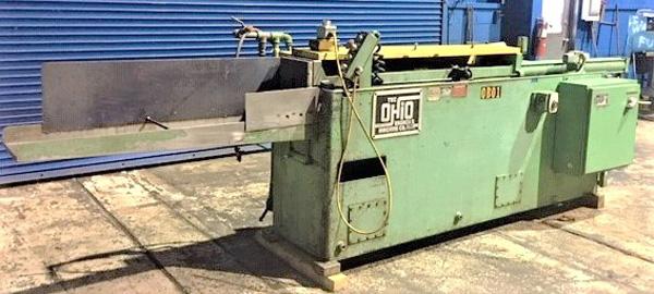 "Ohio Horizontal Broaching Machine | 5-Ton x 48"", Mdl: H548RR, S/N: 18125-76 - 8429P - Image 3 of 15"