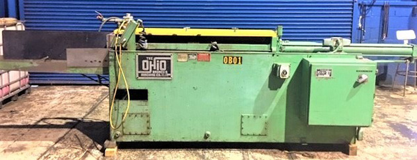 "Ohio Horizontal Broaching Machine | 5-Ton x 48"", Mdl: H548RR, S/N: 18125-76 - 8429P"