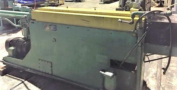 "Ohio Horizontal Broaching Machine | 5-Ton x 48"", Mdl: H548RR, S/N: 18125-76 - 8429P - Image 4 of 15"