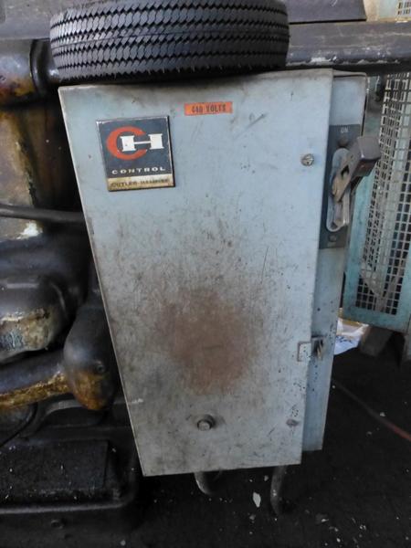 "Cincinnati 36"" Heavy Duty Shaper, Located In: Huntington, West Virginia - 8834P - Image 7 of 10"
