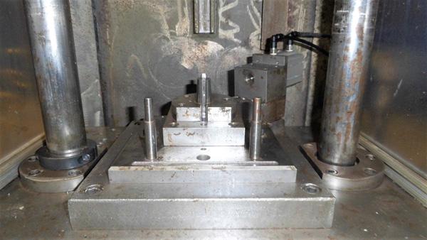 "Stroke Colonial PB-6-36 Vertical Hydraulic Broaching Machine   6-Ton x 36"" , Mdl: PB-6-36, S/N: 9- - Image 11 of 19"