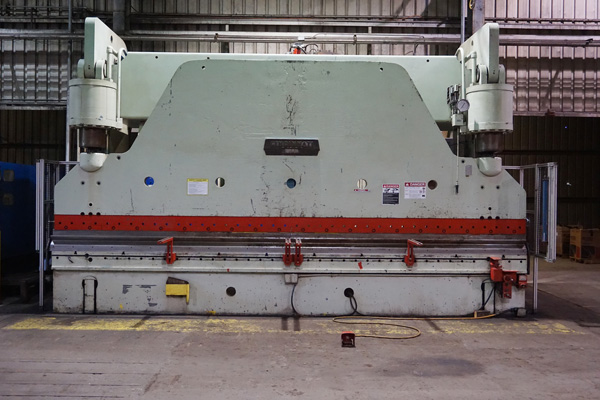 Cincinnati Hydraulic Press Brake | 500 Ton x 20', Mdl: 500H, S/N: 37853 - 8276P
