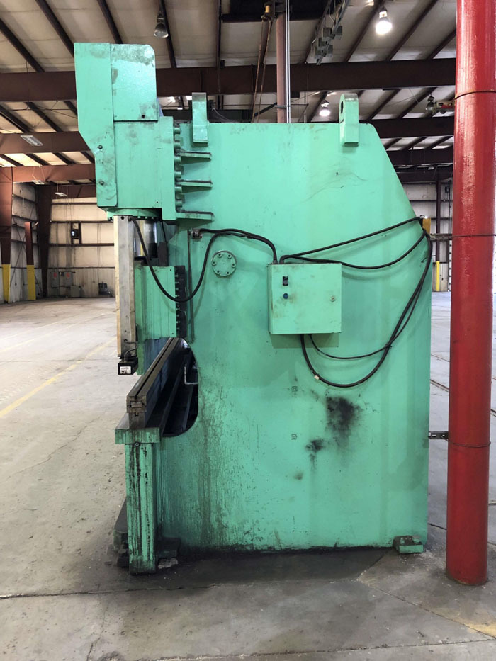1998 Haco CNC Hydraulic Press Brake | 300 Ton x 12', Mdl: PPM36300, S/N: 58738, Located In: - Image 12 of 20