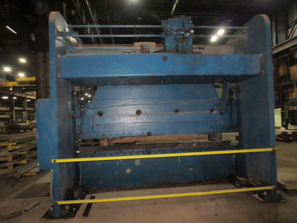 Cincinnati Hydraulic Press Brake | 400-Ton x 16', Mdl: 400H x 12, S/N: 36959, Located In: - Image 2 of 5