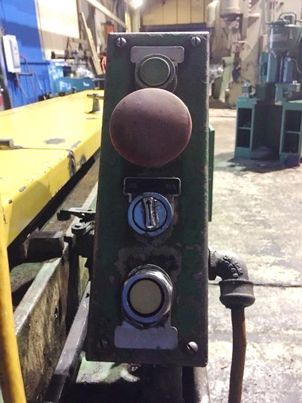 "Ohio Horizontal Broaching Machine | 5-Ton x 48"", Mdl: H548RR, S/N: 18125-76 - 8429P - Image 9 of 15"