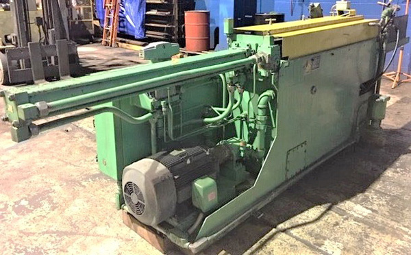 "Ohio Horizontal Broaching Machine | 5-Ton x 48"", Mdl: H548RR, S/N: 18125-76 - 8429P - Image 5 of 15"