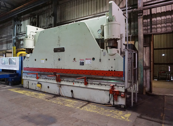 Cincinnati Hydraulic Press Brake | 500 Ton x 20', Mdl: 500H, S/N: 37853 - 8276P - Image 2 of 12
