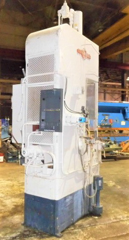 "Stroke Colonial VBS-10-36 Vertical Hydraulic Broaching Machine | 10-Ton x 36"" , Mdl: PB10-36 , S/ - Image 5 of 17"