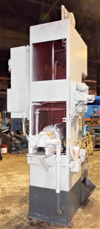 "Stroke Colonial PB-6-36 Vertical Hydraulic Broaching Machine   6-Ton x 36"" , Mdl: PB-6-36, S/N: 9- - Image 5 of 19"
