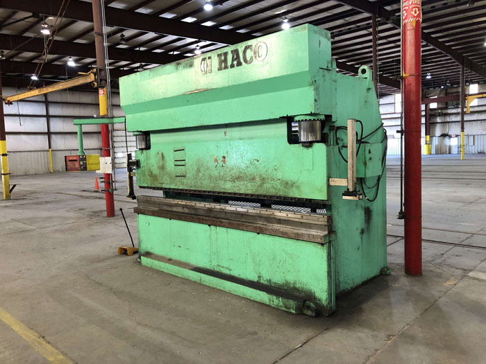 1998 Haco CNC Hydraulic Press Brake | 300 Ton x 12', Mdl: PPM36300, S/N: 58738, Located In: - Image 2 of 20