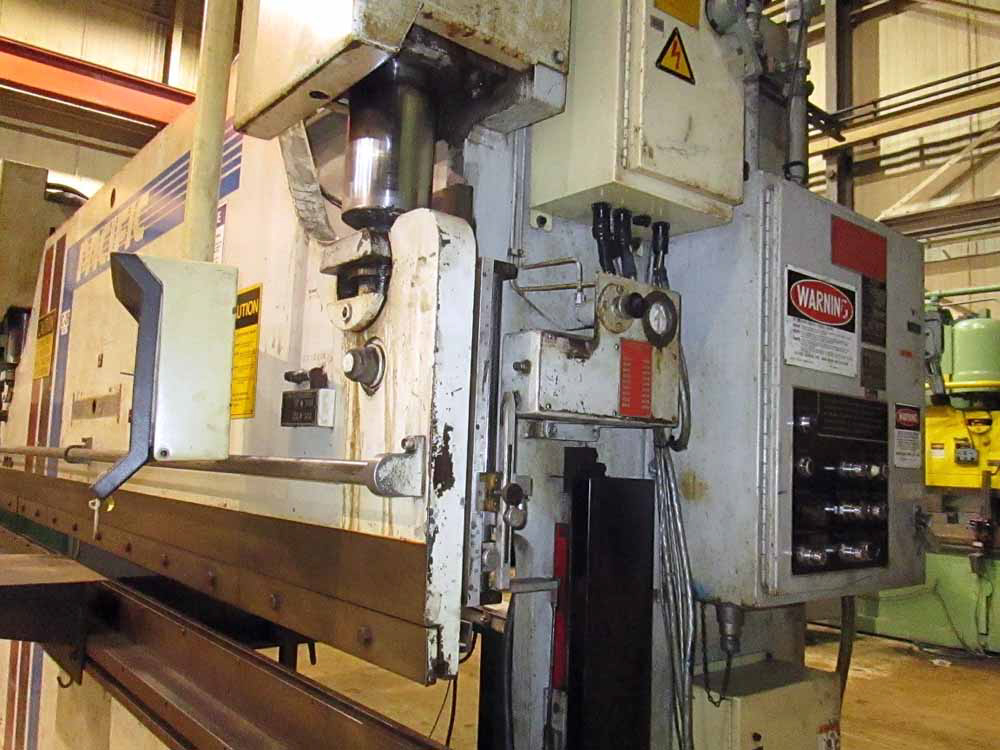 1986 Pacific CNC 2 Axis Hydraulic Press Brake | 110-Ton x 12', Mdl: J110-12, S/N: 9999 - 6426P - Image 2 of 11