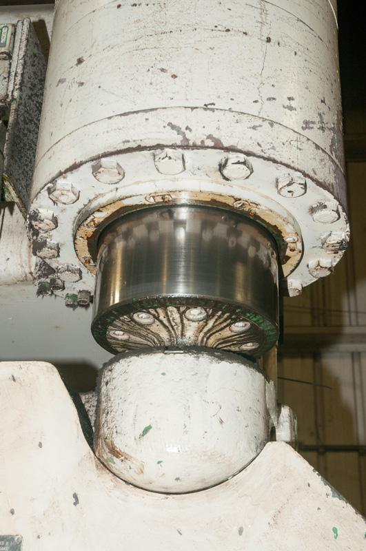 Cincinnati CNC Hydraulic Press Brake | 600 Ton x 30', Mdl: 600H x 26, S/N: 37720 - 8047P - Image 8 of 12