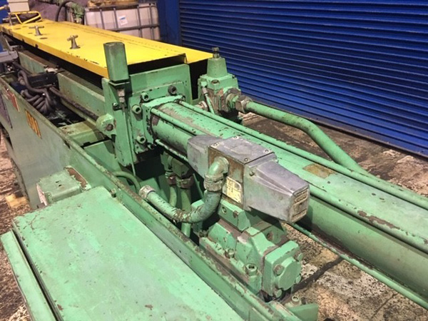 "Ohio Horizontal Broaching Machine | 5-Ton x 48"", Mdl: H548RR, S/N: 18125-76 - 8429P - Image 7 of 15"