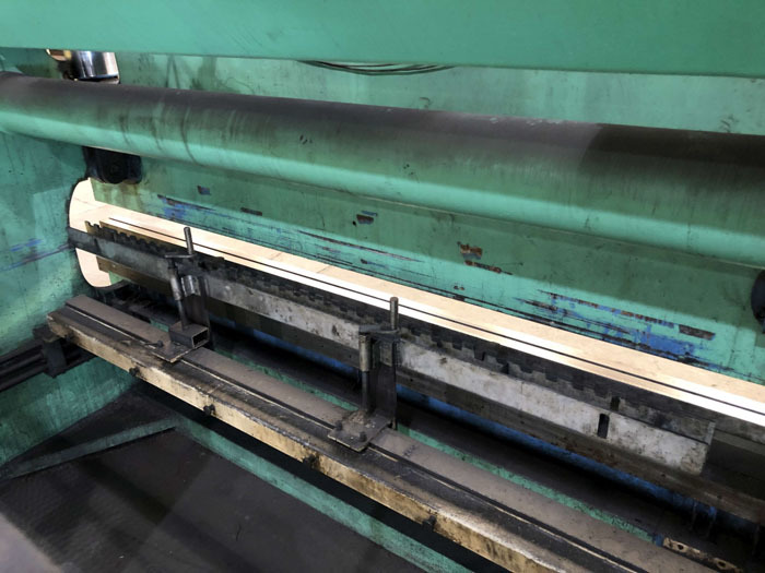 1998 Haco CNC Hydraulic Press Brake | 300 Ton x 12', Mdl: PPM36300, S/N: 58738, Located In: - Image 14 of 20