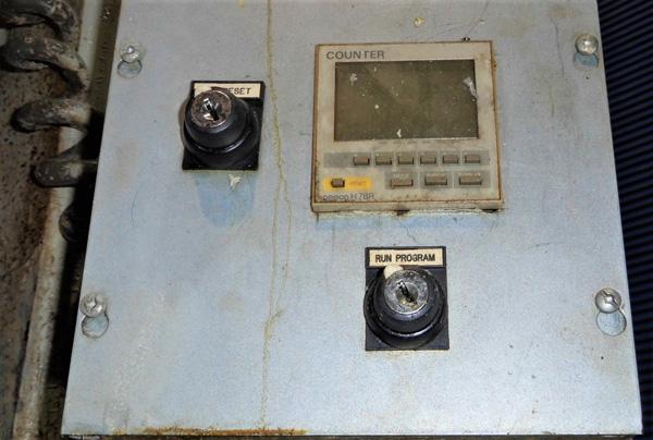 "Stroke Colonial PB-6-36 Vertical Hydraulic Broaching Machine   6-Ton x 36"" , Mdl: PB-6-36, S/N: 9- - Image 16 of 19"