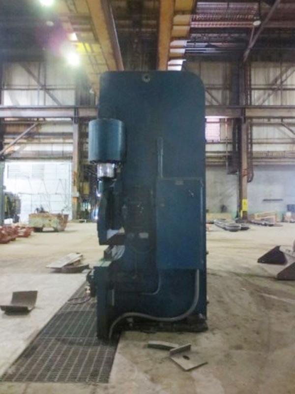 Cincinnati Hydraulic Press Brake | 400-Ton x 16', Mdl: 400H x 12, S/N: 36959, Located In: - Image 3 of 5