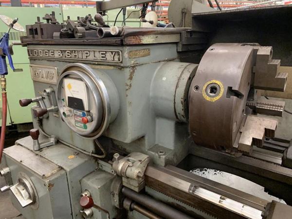 "Lodge & Shipley Engine Lathe | 20"" x 78"", Mdl: AVS 2013, S/N: 49393 - 8384P - Image 3 of 5"
