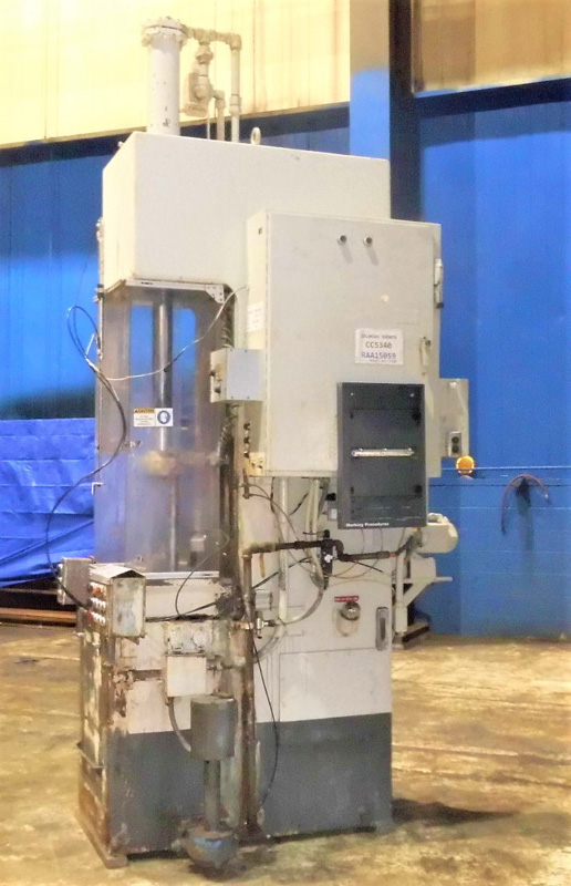 "Stroke Colonial PB-6-36 Vertical Hydraulic Broaching Machine   6-Ton x 36"" , Mdl: PB-6-36, S/N: 9- - Image 8 of 19"