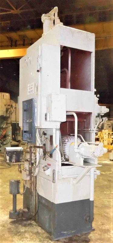 "Stroke Colonial PB-6-36 Vertical Hydraulic Broaching Machine   6-Ton x 36"" , Mdl: PB-6-36, S/N: 9- - Image 7 of 19"