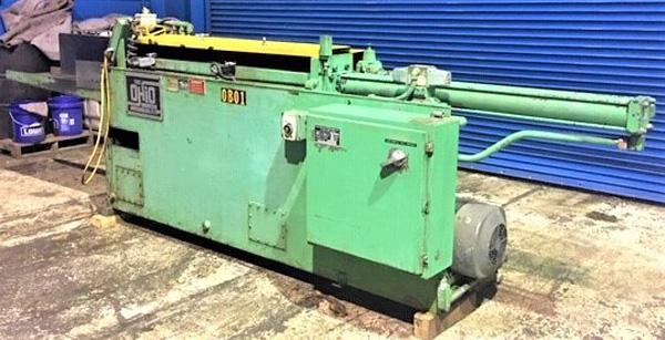 "Ohio Horizontal Broaching Machine | 5-Ton x 48"", Mdl: H548RR, S/N: 18125-76 - 8429P - Image 2 of 15"
