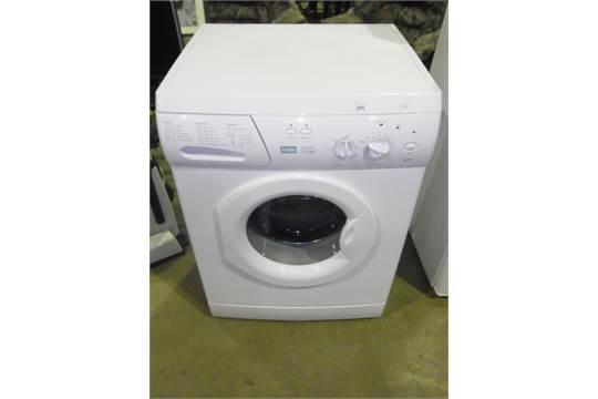 Creda washing machine instructions.